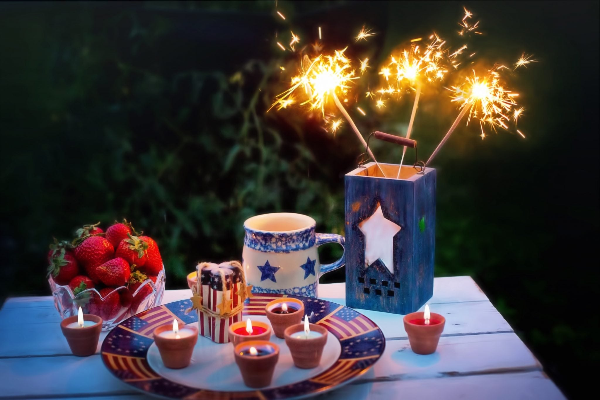 Our Restaurant Consultants on July 4th: Food & Beverage Family Memories