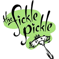 The Fickle Pickle logo