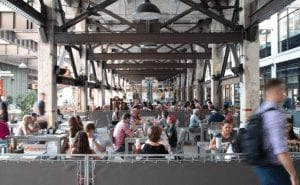 What is a Food Hall, And Why Do People Love Them So Much?