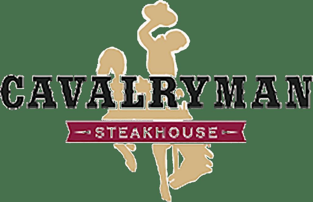 Cavalryman Steakhouse logo