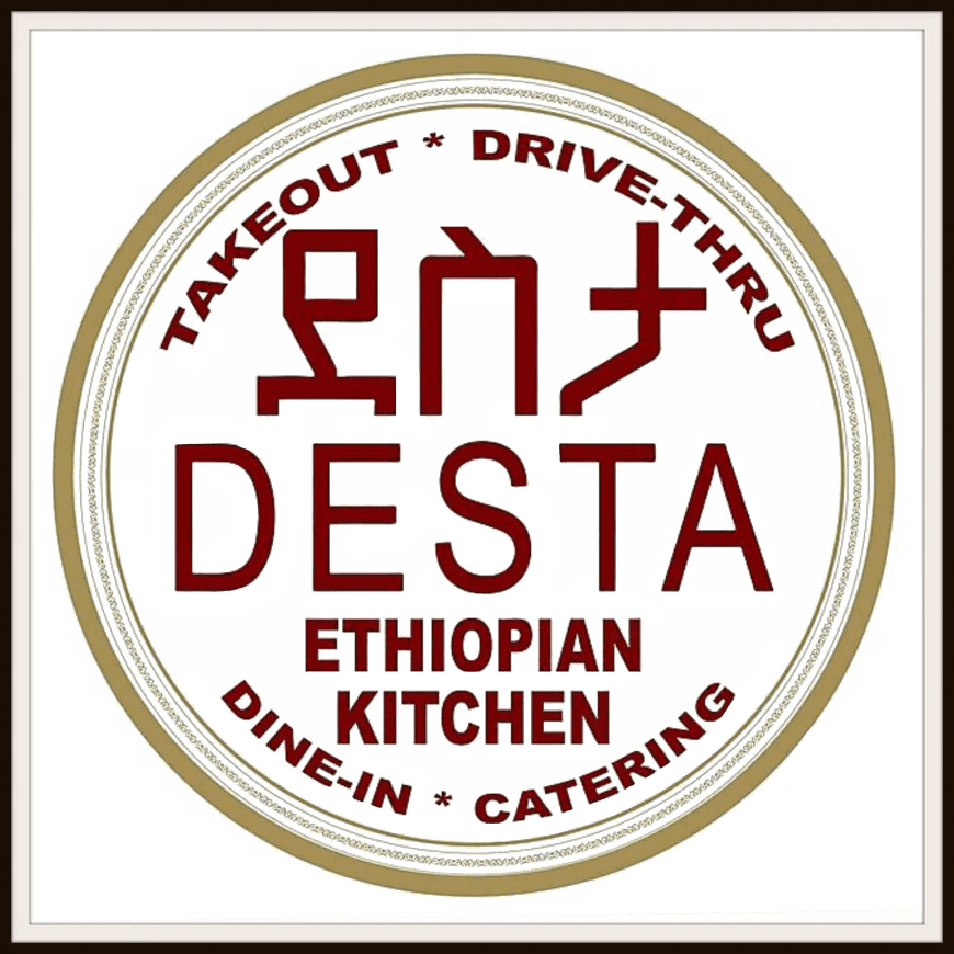 Desta Ethiopian Kitchen logo