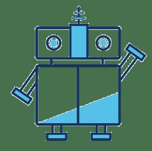 Blue Orbit's restaurant opening super analyzer robot