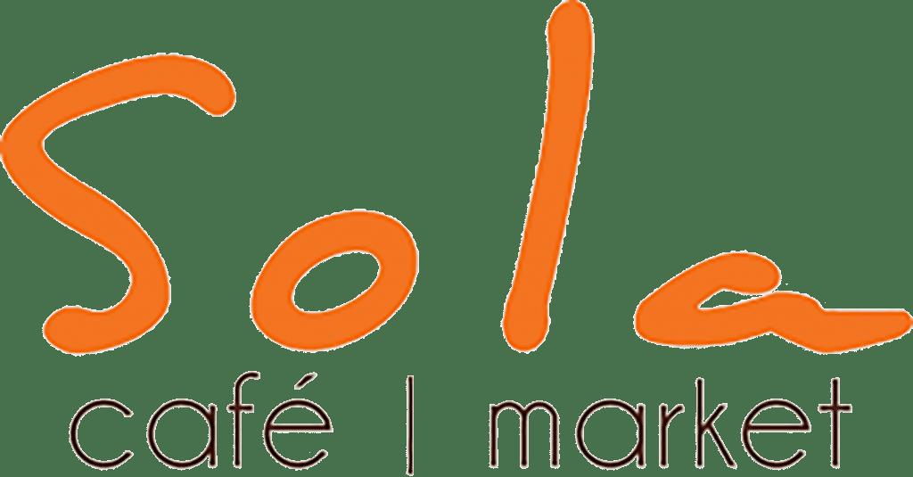 Sola Cafe and Market logo